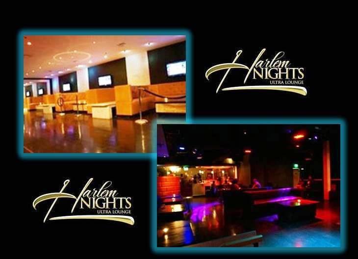 Harlem nights strip club the life