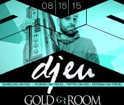 Gold Room Flyer