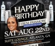 Flyer Suite Lounge Birthday Bottle Service