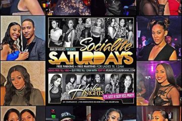 Harlem Nights Saturday