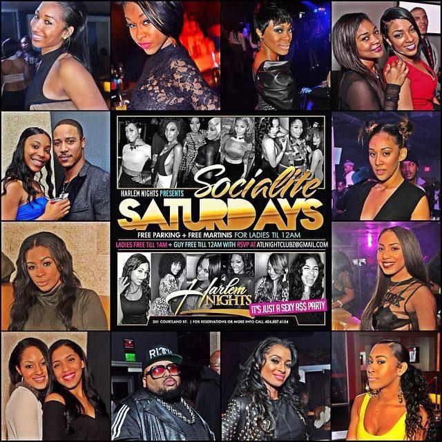 Harlem Nights Saturday