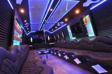 custom party bus limo-packages