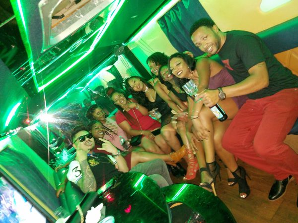 Photo Bomb Tour party Bus