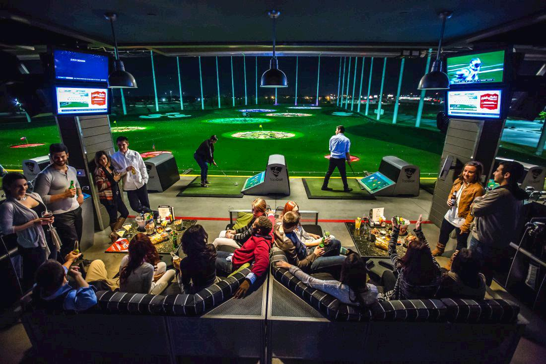 Top Golf Experience